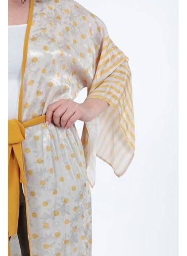 Vitrin XL Pareo Sarı